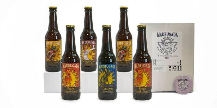Pack de degustação de cervejas artesanais!